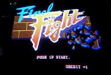 Final Fight Export CPS PCB Arcade Video Game Circuit Board Capcom 1989
