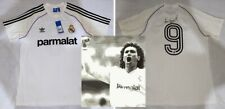 REAL MADRID Parmalat Jersey signed autographed HUGO SANCHEZ Proof Pumas Legend