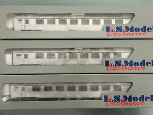 LS models lot 3 voitures Mistral 69 neuf en boite réf 41002-1, 41002-2 41002-3