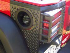 Jeep Wrangler Jk 07-17  Corner Guards 4 Door, 2 Door
