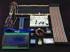 SINTRON] Raspberry Pi 3 Project,40-Pin GPIO Extension Board Starter Kit,LCD2004