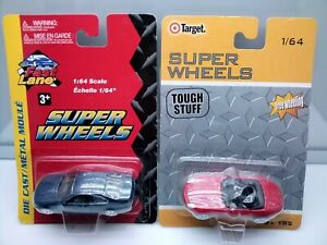 Motormax  1:64 Scale? / BMW 3 Series Coupe & BMW Z8 Convertible - Model Cars x2