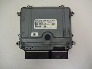 MERCEDES 2010-2012 ML350 E350 GLK350 A 272 153 97 91 ENGINE COMPUTER ECU ECM PCM
