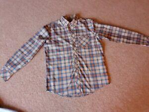 Ben Sherman Long Sleeve Checked Shirt S