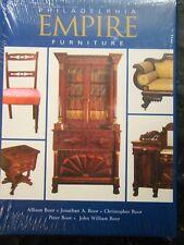 Boor. Philadelphia Empire Furniture. 2006 New Unopened Copy