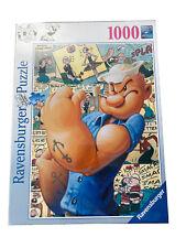 Puzzle Popeye Ravensburger 1000 Teile, 50x70 cm, NEU/OVP