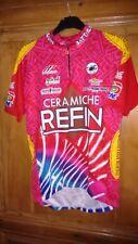 MAILLOT CYCLISTE PRO TEAM REFIN 1995 (NO TOUR DE FRANCE)