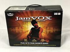 VOX Amplification JV-1 JamVOX Guitar Audio Amplifier Interface - NEW