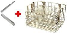 Henny Penny Basket  With handel Pressure Fryer Removable Shelves Stainless Steel