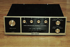 Audio Research SP-3C Vintage Tube Preamplifier Tested Excellent Condition