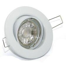 Techo Foco Empotrable Lia 230V High Power LED 5W=50W Lámpara GU10 Regulable
