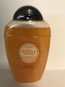 Perlier ~ Honey Miel ~ Orange Bath & Shower Cream 8.4 oz - NEW & SEALED!