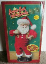 Rock Santa Collectibles Jingle Bell Rock Animated Santa Claus