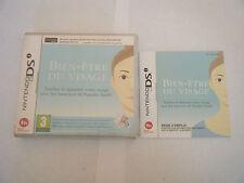 Bien-être Du Visage - Nintendo DSi - Complet - PAL FR
