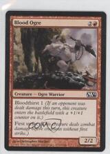 2011 Magic: The Gathering - Core Set: 2012 Booster Pack Base #122 Blood Ogre 0a1