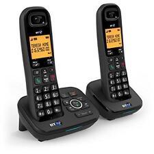 BT 1700 Twin Digital Cordless Answerphone With Nuisance Call Blocker OL 79144