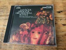 SUPRAPHON JANACEK Operatic Orchestral Suites - JAPAN ED1 - 1984 - NM+