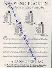 KÖLN, Werbung 1930, Haus Neuerburg Overstolz Zigaretten Ravenklau Güldenring