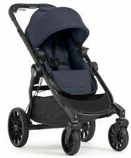 Baby Jogger City Select Lux Compact Fold All Terrain Stroller Indigo