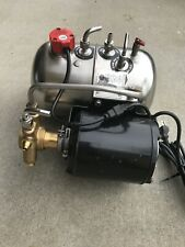 McCann Big Mac Carbonator Soda Fountain Pump Refurbished Unit