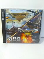 Pacific Storm & Pacific Storm Allies PC Computer Game FREE FAST Shipping WWII
