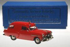 Brooklin Models CSV 03, 1953 Packard-Henney Junior Ambulance, Ambulanz 1/43