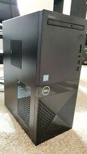 Dell Vostro 3671 Mini Tower PC Intel Core i5-9400 8GB 1TB HDD