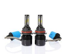 2 x 9007 HB5 COB Headlight 6000K 160000LM Super Bright Bulbs for Hi & Lo Beam @