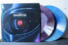 'TERMINATOR' Soundtrack Brad Fiedel Ltd. Edition Gatefold Colour Vinyl 2LP NEW