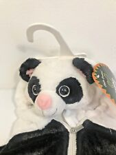 Panda Bear Toddler Full Body Halloween Costume Ages 12-18 Months