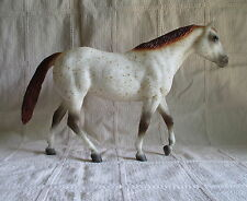 Breyer # 852 Stock Horse Mare in Appaloosa - 1991-92 – Candace Liddy Collection