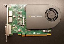 NVIDIA Quadro 2000 v2 Grafikkarte 1GB RAM
