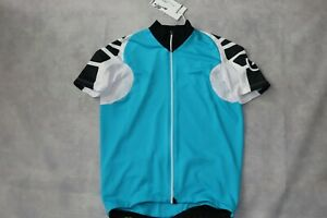 Assos SS.Uno_S7 Short Sleeve Jersey Size Large  BNWT Blue