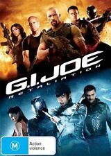 G.I.Joe Retaliation DVD 2013 Brand New Sealed