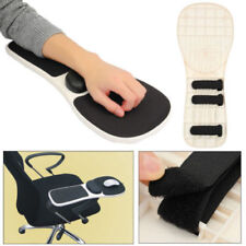 Adjustable Chair Extender Computer Arm wrist Support Mouse Pad Pallet mat office