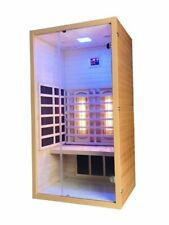 Infrarotkabine Wärmekabine Infrarotsauna Infrarotwärmekabine Lanzarote Sauna