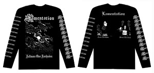 Lamentation - Fullmoon Over Faerhaaven (Gre), Longsleeve (Dungeon Synth)