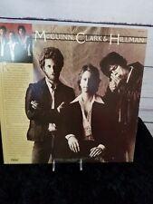 McGuinn, Clark & Hillman - Self-Titled [Vinyl LP,1979] SW-11910 Capitol Records