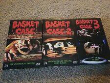 Basket Case 84 entertainment hardbox DVD trilogy limited to 222 rare pop cult
