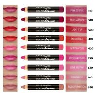 MAYBELLINE COLOR DRAMA LIP PENCIL LIP LINER VELVET CHOOSE SHADE