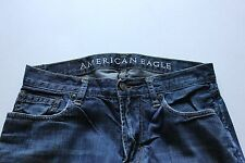 American Eagle Men's Original Straight Jeans Dark Wash Lightly Used Size 29/30