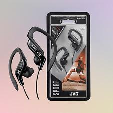 JVC HA-EB75 SPORTS ADJUSTABLE EAR CLIP EARPHONES HEADPHONES GYM RUNNING