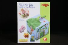 HABA Planet Play Cube - Land of the Fairies (includes 3 Wooden Figures)