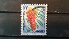 Comoros Is flowers C45 mnh complete