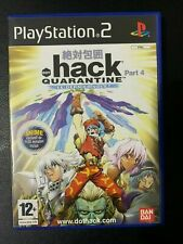 DOT HACK PART 4 : QUARANTINE .HACK - PS2 / PLAYSTATION 2 - COMPLET - FR - TBE