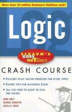 Schaum's Easy Outline Logic: Based on Schaum's Outline of Theory and Problems of