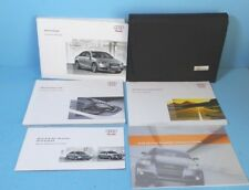 10 2010 Audi A4 owners manual with Navigation