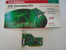3Com US Robotics 56K 3CP5699A Fax Modem PCI