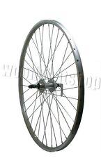 "26"" QR MTB Bicycle REAR Disc Wheel ScrewOn Rear D/Wall fits Shimano Freewheels"