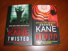 Andrea KANE - FBI SERIES COMPLETE